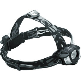 PrincetonTec LEDヘッドライト APX PRO IPX7 550lm 本体ブラック APX550-PRO-BK