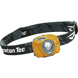 PrincetonTec LEDヘッドライト EOS IPX7 130lm 本体オレンジ EOS130-OR