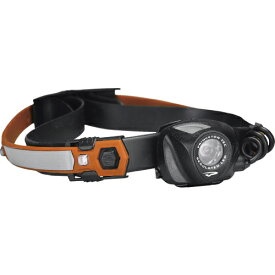 PrincetonTec LEDヘッドライト EOS360 IPX7 165lm 本体ブラック EOS360-BK