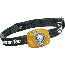 PrincetonTec LEDヘッドライト EOS インダストリアル(INDUSTRIAL) 防爆形 IPX7 130lm 本体オレンジ EOS-IND-OR