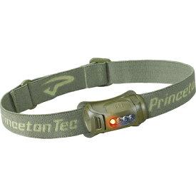 PrincetonTec LEDヘッドライト FRED IPX4 45lm 本体OD(オリーブドラブ) FRED-OD