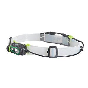 タジマ Uシリーズ ペタLEDヘッドライトU351セット 3照射切替プロ用ヘッドライト IPX6 最大350lm 2m耐落下 白色高輝度LED 専用充電池付き LE-U351-SP