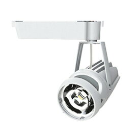 ◎OKAMURA 配線ダクトレール用 LEDスポットライト エコ之助スーパー鮮度クン LED24W 温白色(3500K) ワイド配光(Wレンズ) 光漏れタイプ 高演色・高彩度 本体色:白 OECD-3/RHN20(Wレンズ)