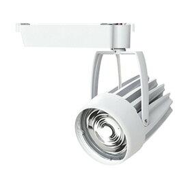 ◎OKAMURA 配線ダクトレール用 LEDスポットライト エコ之助スーパー鮮度クン LED54W 青果・花向け ナロー配光(Nレンズ) 高演色・高彩度 本体色:白 OECD-3S/RHN50(Nレンズ)+青果・花用フィルター