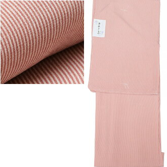 Edo-dyed clothe fine vertical pair of stripes good quality cloth Japan cloth washable unlined clothes kimono newly made kimono washable kimono Lady's fine pattern hppk558(1)