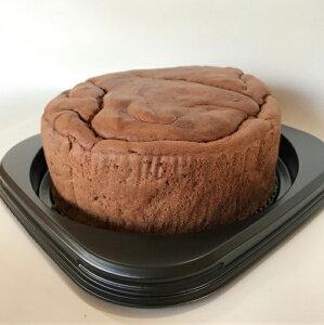 グルテンフリー 豆乳米粉スポンジケーキ(オーガニックココア)(冷凍便)アレルギー対応 ケーキ Gluten free cake