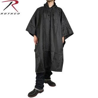 [WIP] G I... PLUS RIP-STOP rain poncho black