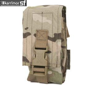 ミリタリー バッグ / karrimor SF カリマー スペシャルフォース Single Ammo Pouch Multicam ミリタリーバッグ 【ポーチ】《WIP》 ミリタリー 男性 旅行 ギフト 【Sx】