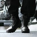メンズ ミリタリー ブーツ / 新品 米軍 G.I. STYLE ジャングルブーツ ブラック メンズ ミリタリー ブーツ サバイバルゲーム サバゲー 装備 アメ...