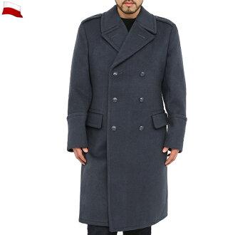 實物新貨波蘭軍羊毛外套進貨數是難以很能弄到手衹有的罕見的大衣。 冬天秋天春男性《WIP》軍事禮物禮物