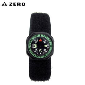 【20%OFFセール開催中】ZERO ゼロ KR-006 MILITARY 16M/M WRIST COMPASS ミリタリーコンパス 【方位磁石】/ ミリタリー ギフト