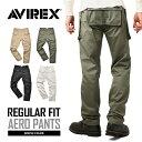 AVIREX アビレックス 6166112 AERO PANTS エアロ カーゴパンツ レギュラーフィット《WIP》 ギフト プレゼント