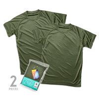 C.A.B.CLOTHINGJ.G.S.D.F.自衛隊COOLNICE半袖Tシャツ2枚組6525-01《WIP》