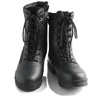 【N】≪WIP≫【送料無料】新品米軍サイドジッパータクティカルブーツ【新品未使用】【KA7023】屈強で無骨なこのブーツは全ての男性にオススメ。