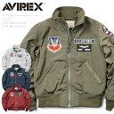 15%OFFクーポン対象商品!AVIREX アビレックス 6172140 U.S.A.F. 70th ANNIVERSARY TYPE MA-1 フライトジャケ...