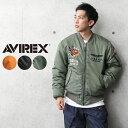 AVIREX アビレックス 6102173 MA-1フライトジャケット コマーシャルモデル AVG / FLYING TIGER【クーポン対象外】