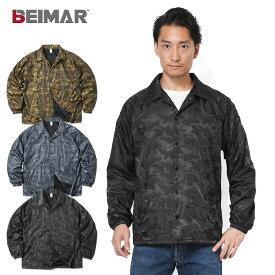 【20%OFFセール開催中】BEIMAR ビーマー WB103D 3-D カモフラージュ コーチジャケット/ミリタリー 軍物 メンズ  ギフト