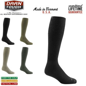 【20%OFFセール開催中】DARN TOUGH VERMONT ダーンタフバーモント T4050 TACTICAL OVER THE CALF EXTRA CUSHION