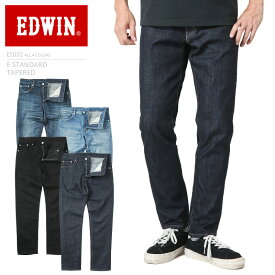 【割引クーポン対象品】EDWIN エドウィン ESD32 E STANDARD デニム ジーンズ テーパード 日本製