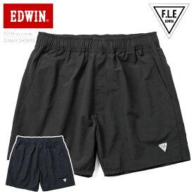 【40%OFF大特価】EDWIN エドウィン ES736 F.L.E(フリー)サニーショーツ【クーポン対象外】【キャッシュレス5%還元対象品】