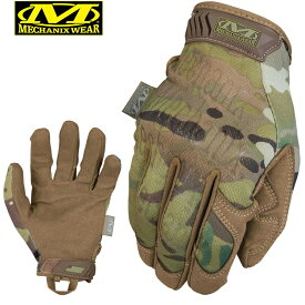 【20%OFFセール開催中】Mechanix Wear メカニックス Original Glove オリジナルグローブ MultiCam/ミリタリー 軍物 メンズ  ギフト