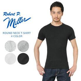 MILLER ミラー 101C リブ ラウンド ネック Tシャツ《WIP》ミリタリー 軍物 メンズ 男性 ギフト プレゼント【Sx】