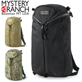 MYSTERY RANCH ミステリーランチ URBAN ASSAULT アーバンアサルト 21 2019NEW【Sx】/ 21L CORDURAナイロン ミリタリーバッグ リュックサック デイパック ラックサック 日常使い デイリーアイテム