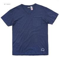 Schottショット3133036S/SVネックポケットTシャツ《WIP》【Sx】