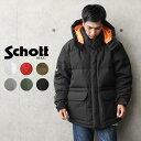 【期間限定大特価】【40%OFF】Schott ショット 3192038 レトロシェル ダウンパーカー【クーポン対象外】