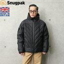 【最短翌日着】Snugpak スナグパック SJ 9 INSULATED ジャケット BLACK【クーポン対象外】