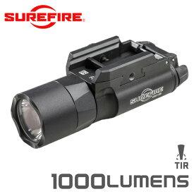 SUREFIRE シュアファイア X300U-B LEDウェポンライト / フラッシュライト 1000ルーメン【クーポン対象外】