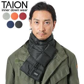 TAION タイオン TAION-201MT MOUNTAIN LINE リップ ダウンマフラー【Sx】