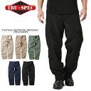 TRU-SPEC トゥルースペック Tactical Response Uniform パンツ SOLID COLOR(1287 KHAKI / 1271 COYOTE / 1285 OLIVE …