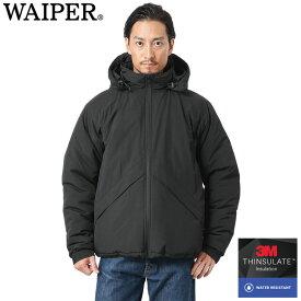 WAIPER.inc 新品 米軍 PCU LEVEL7 1st(プロトタイプ) ジャケット THINSULATE WATER RESISTANT【WP18】【Sx】【キャッシュレス5%還元対象品】