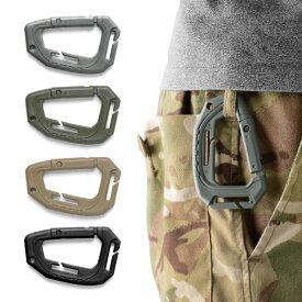 新品 NEW TYPE TACTICAL CARABINEER ニュータイプ タクティカル カラビナ/ミリタリー 軍物 メンズ