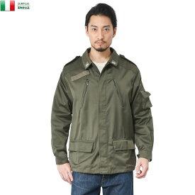 【エントリーでポイント5倍】【20%OFFセール開催中】実物 新品 イタリア軍 パラシュートジャケット