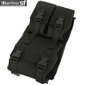 ミリタリー バッグ / karrimor SF カリマー スペシャルフォース Ammo Omni Side pocket BLACK《WIP》 ミリタリー 男性 旅行 ギフト 【Sx】