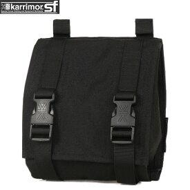 ミリタリー バッグ / karrimor SF カリマー スペシャルフォース Omni pouch BLACK《WIP》 ミリタリー 男性 旅行 ギフト 【Sx】