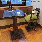 巨大梁カフェ風テーブル