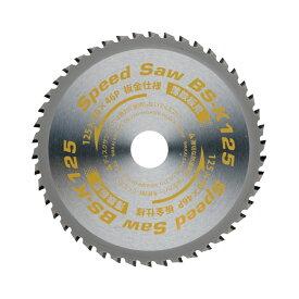 若井産業 スピードソー BS-K 薄鋼板(0.8mm以下)用 BSK-100(1枚)