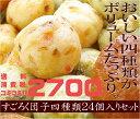 すごろく団子四種の味24個入りセット【送料込・ネット限定】
