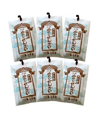 【送料無料!】神在餅 冷やしぜんざい6袋セット 【RCP】