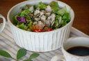益子焼kinariサラダボウル サラダボール 大鉢 サラダ鉢 煮物鉢 麺鉢(めん鉢) そうめん鉢 ナチュラル おしゃれ 白 シン…