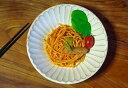 益子焼 kinari朝顔鉢(中)しのぎパスタ皿 カレー皿 ナチュラル おしゃれ 和食器 (食洗機対応 電子レンジ可能) 名入れ ギフト(別料金) 結婚祝い わかさま陶芸kinariシリーズ