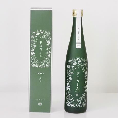 和が薫るボタニカルSAKE~ FONIA TERRA(フォニア テラ) 500ml 1本 ギフト箱入り 日本酒を飛び越えたお酒