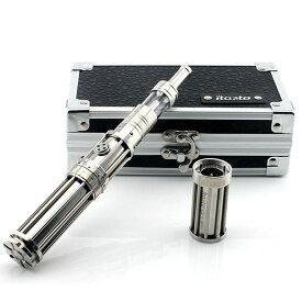 土日も発送 電子タバコ INNOKIN iTaste 134 mini MOD BOX シルバー vape ベイプ イノキン アイテイスト 本体 ケース VV VW あす楽 ラッピング対応