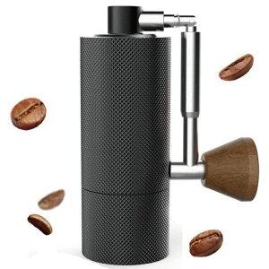 タイムモア TIMEMORE 栗子Nano ナノ 手挽きコーヒーミル coffee grinder ハンドドリップ 豆挽き機 手作業 コーヒー 豆挽き 粗さ調整可能 携帯 コーヒー マシン 研削粉 家庭用 キャンプ アウトドア お