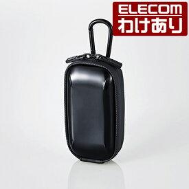 【訳あり】エレコム IQOS アイコス 用ハードケース ブラック:ET-IQHC1BK【税込3300円以上で送料無料】[訳あり][ELECOM:エレコムわけありショップ][直営]