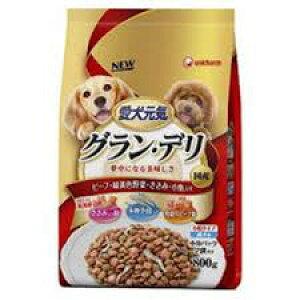 グランデリ カリカリ成犬用新食感角切りビーフ粒入り 800g 賞味期限2020.06.30