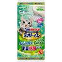 デオトイレ ふんわり香る消臭・抗菌シート 森の恵み 10枚入